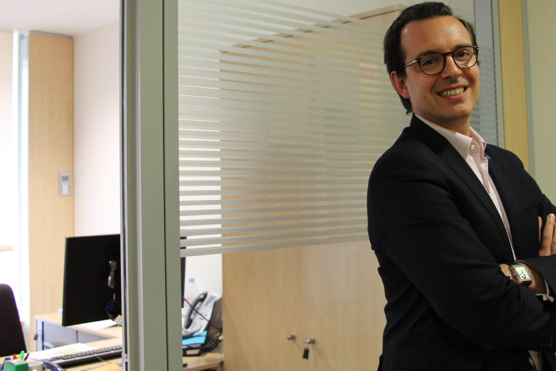 Capital investissement, Jérémie Ceyrac ©Proparco