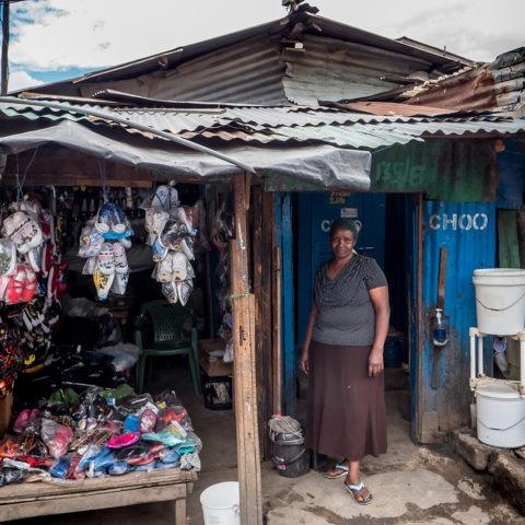Le fonds Novastar : améliorer les conditions de vie des plus démunis ©Romain Esperon