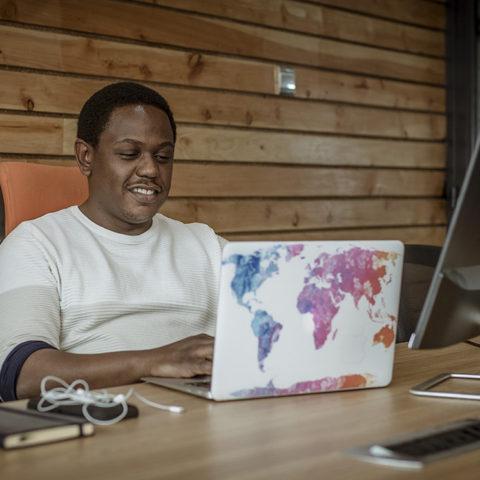Joshua Mwaniki de Andela ©Backdrop
