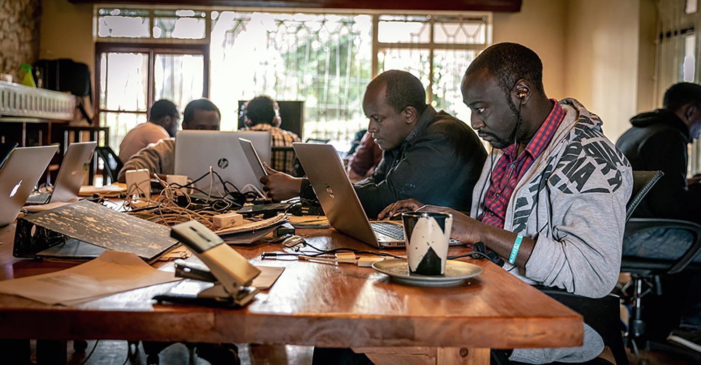 Lynk, office developpers ©Backdrop